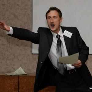 Сколько времени нужно оратору для подготовки речи?