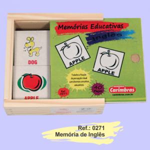 memoria ingles