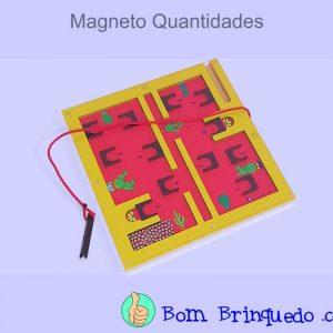 magneto quantidades carimbras bom brinquedo