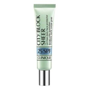 CLINIQUE City Block Sheer Oil-Free Daily Face Protector SPF25 [REGULAR] (40ml)