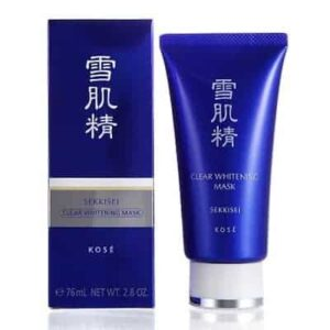 Sekkisei Clear Whitening Mask (76ml)