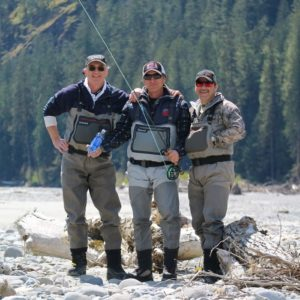 Squamish Fly Fishing Course
