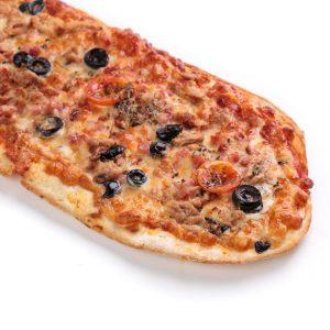 Pizza lunga mar y montaña | di Paolo