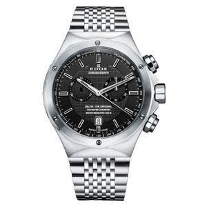 Edox Horloge Delfin Chronograph 10108 3 NIN