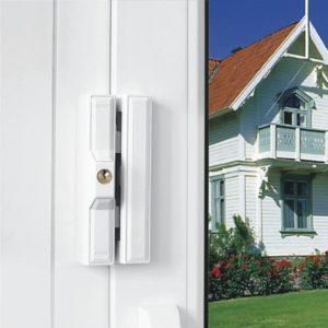 Einbruchschutz Fenster - ABUS 107535 Fensterschloss Typ FTS88 W EK