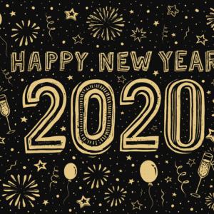 Wir wünschen Allen ein frohes und glückliches neues Jahr 2020!