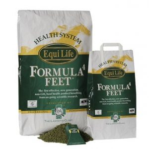 formula4feet horse hoof supplement