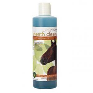 sheath cleaner