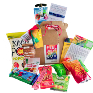 power thru healthy snacks for road trips, tournaments, games