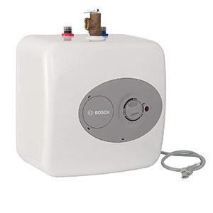 Bosch Electric Mini-Tank Water Heater Tronic 3000 T 2.5-Gallon