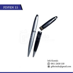 FDPEN15 Flashdisk Pen Custom Logo