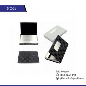 Office Suplies Name Card Holder Custom Souvenir kantor