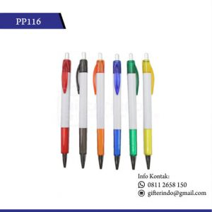 PP116 Pulpen Promosi Plastik Yogyakarta