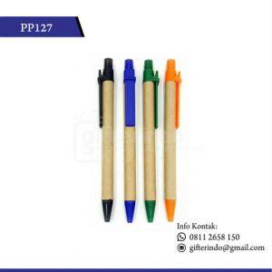 PP127 Pulpen Promosi Motif