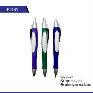 PP143 Pulpen Promosi Plastik Jogja
