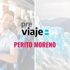 Pre viaje Galciar Perito Moreno