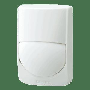 detector volumentrico alarma chalet madrid