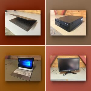 Refurbished Computers & parts