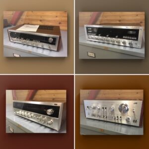 Amplifiers & Receivers