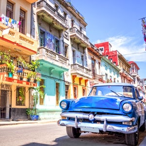 Concert Tour of Havana, Cuba