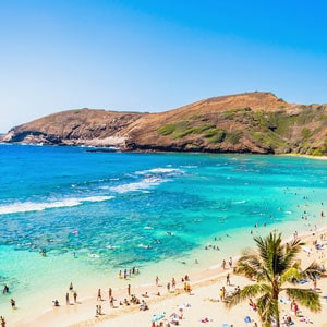 Concert tour of Hawaii
