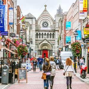 Concert Tour of IRELAND & NORTHERN IRELAND