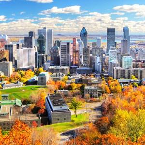 Concert tour of Montréal and Québec City