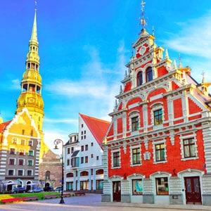 concert tour of the Baltics