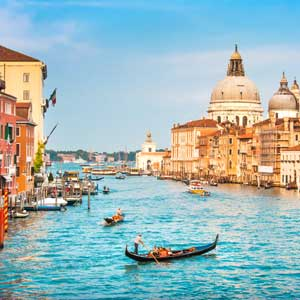 Concert tour of Venice, Florence, and Rome