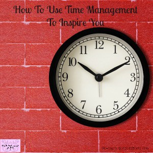Take control of your time and inspire to plan effectively!