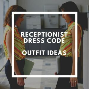 receptionist outfit