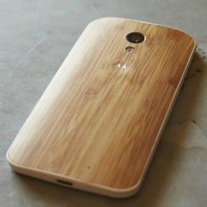 Bamboo Moto X