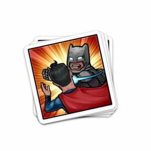 بتمن علیه سوپرمن
