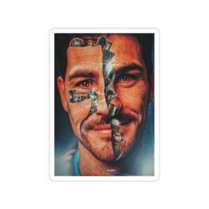 استیکر رئال مادرید – کاسیاس