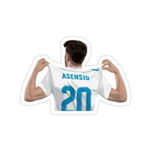استیکر رئال مادرید – آسنسیو