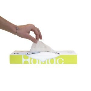 voile de protection couche lavable