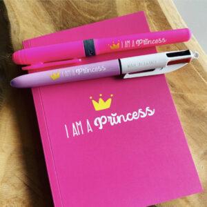 Bic – My Message Kit – I Am A Princess