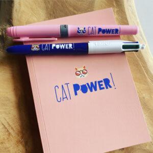 Bic – My Message Kit – Cat Power!