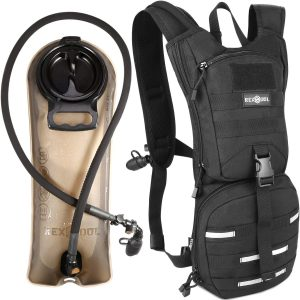 Rexsoul Hydration Backpack 1000 D