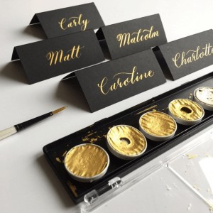 MODERN CALLIGRAPHY COURSE FOR IMPROVERS Monday 9th November 6:30pm-8:30pm