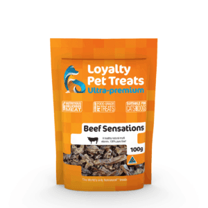 Beef Sensations by Loyalty Pet Treats