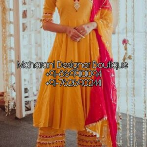 Buy latest collection of Punjabi Suit With Lace Desig & Punjabi Suit Designs Online in India at best price ☆ 100% Authentic Products ☆ COD ☆ 7 Days. Punjabi Suit With Lace Design, Maharani Designer Boutique , Boutique Style Punjabi Suit, salwar kameez, pakistani salwar kameez online boutique, chandigarh boutique salwar kameez, salwar kameez shop near me, designer salwar kameez boutique, pakistani salwar kameez boutique, Punjabi Boutique Suits Ludhiana , Latest Punjabi Suits With Plazo, Maharani Designer Boutique