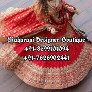 Latest Designer Lehenga For Wedding USA