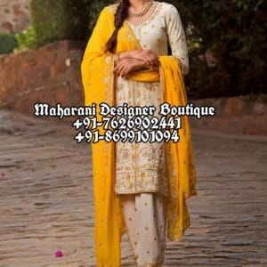 Punjabi Salwar Suits Design