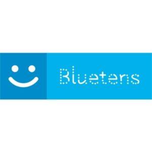 logo de la start up bluetens