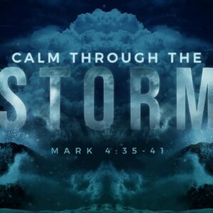 Calm through the Storm