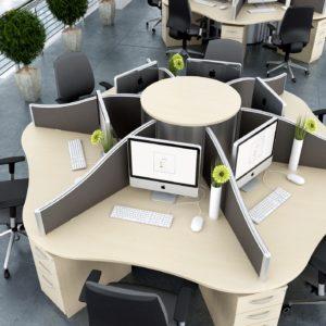 Contact Centre Desk