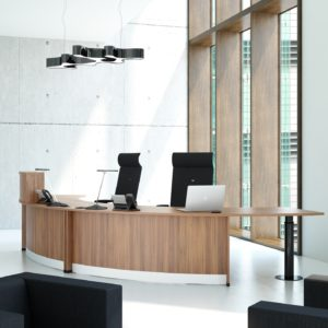Office Reception Desk Range