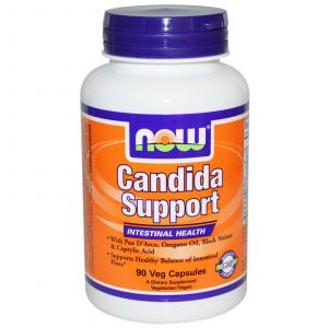 Now Foods Candida Support