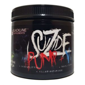 "Blackline Supplements ""SUIZIDE"" Pump V"
